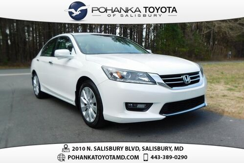 2014_Honda_Accord_EX-L_ Salisbury MD