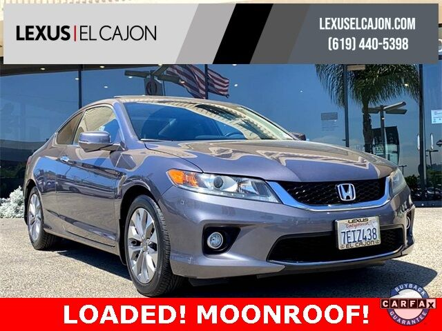 2014 Honda Accord EX-L San Diego County CA