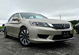 2014 Honda Accord Hybrid 50 city/45 Hway Gas Mileage gas saver