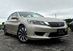 2014_Honda_Accord Hybrid_50 city/45 Hway Gas Mileage gas saver_ Georgetown KY