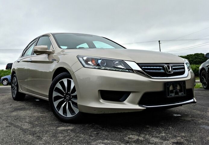 2014 Honda Accord Hybrid 50 city/45 Hway Gas Mileage gas saver Georgetown KY