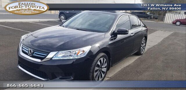 2014 Honda Accord Hybrid Touring Fallon NV