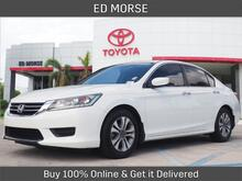 2014_Honda_Accord_LX_ Delray Beach FL