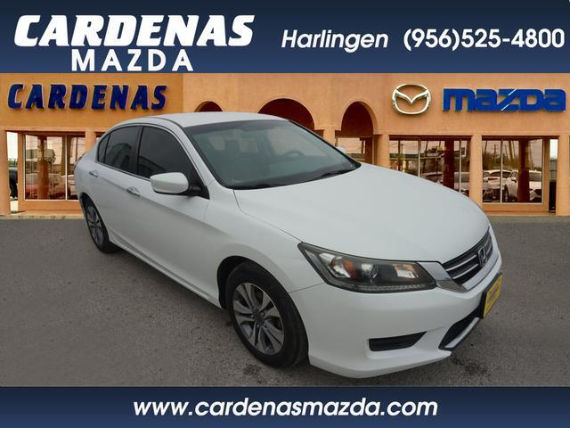 2014 Honda Accord LX Harlingen TX