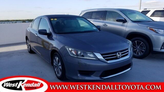 2014_Honda_Accord_LX_ Miami FL