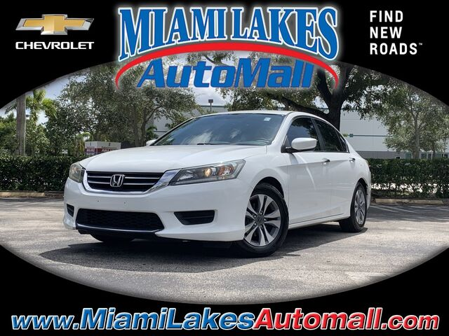 2014 Honda Accord LX Miami Lakes FL