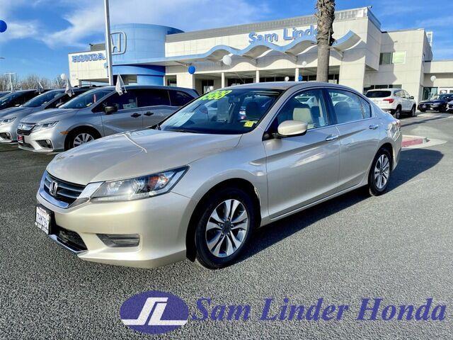 2014 Honda Accord LX Salinas CA