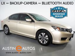2014_Honda_Accord LX Sedan_*AUTOMATIC, BACKUP-CAMERA, STEERING WHEEL CONTROLS, CRUISE CONTROL, ALLOY WHEELS, BLUETOOTH PHONE & AUDIO_ Round Rock TX