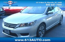 2014_Honda_Accord_LX Sedan CVT_ Ulster County NY