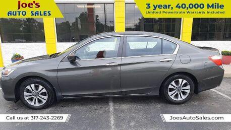 2014_Honda_Accord_LX Sedan CVT_ Indianapolis IN