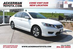 2014_Honda_Accord_LX_ St. Louis MO