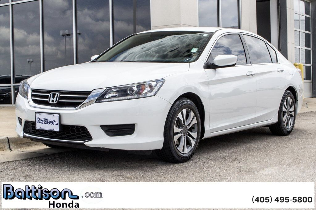 2014_Honda_Accord_LX_ Oklahoma City OK