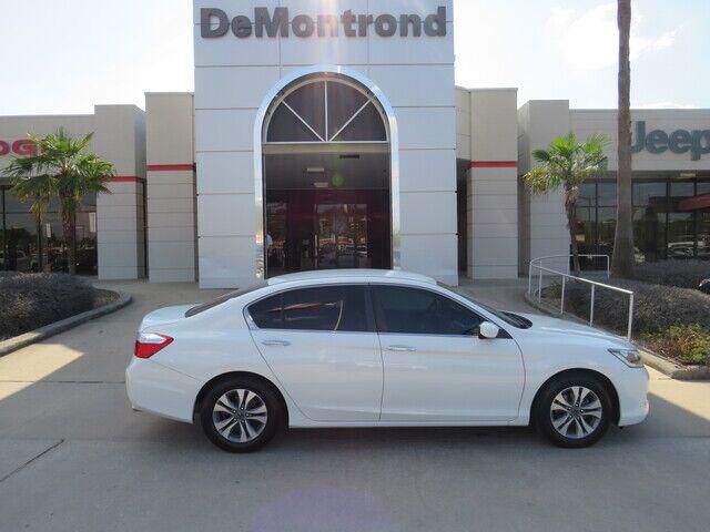 2014 Honda Accord Sedan 4dr I4 CVT LX Conroe TX