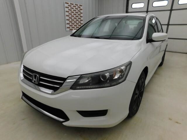 2014 Honda Accord Sedan 4dr I4 CVT LX Manhattan KS