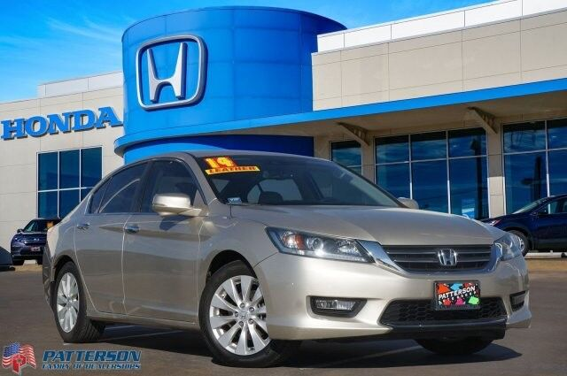 2014 Honda Accord Sedan EX-L Wichita Falls TX