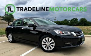 2014_Honda_Accord Sedan_EX-L 1-OWNER, NAVIGATION, SUNROOF, HEATED SEATS... AND MUCH MORE!!!_ CARROLLTON TX