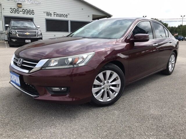 2014 Honda Accord Sedan EX-L San Marcos TX