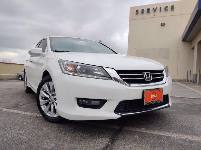 2014 Honda Accord Sedan EX-L El Paso TX