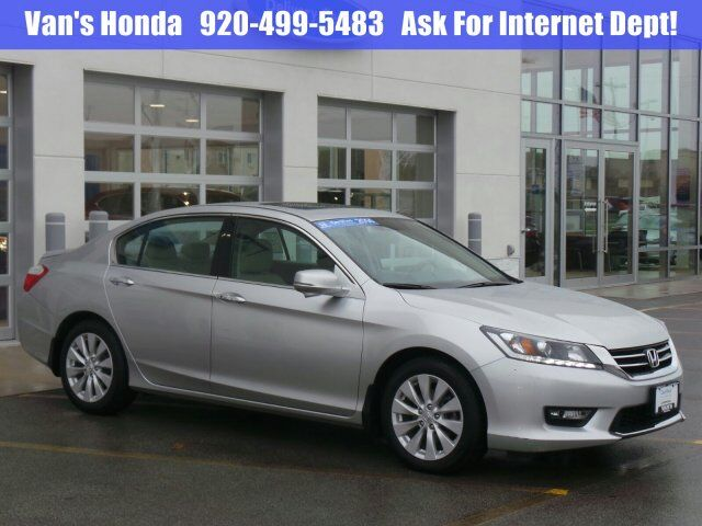 2014 Honda Accord Sedan EX-L Green Bay WI