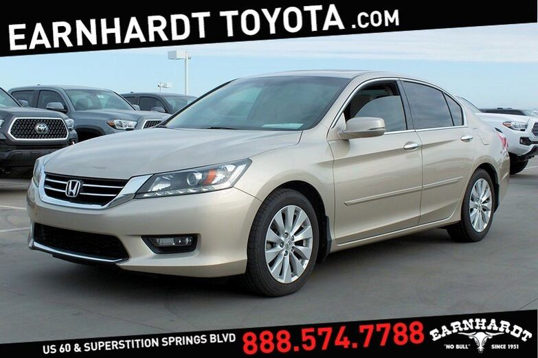 2014 Honda Accord Sedan EX-L Mesa AZ