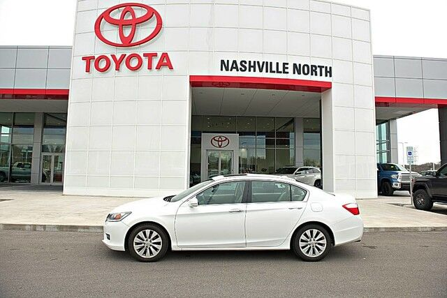2014 Honda Accord Sedan EX-L Nashville TN