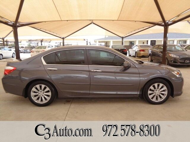 2014 Honda Accord Sedan EX-L Plano TX