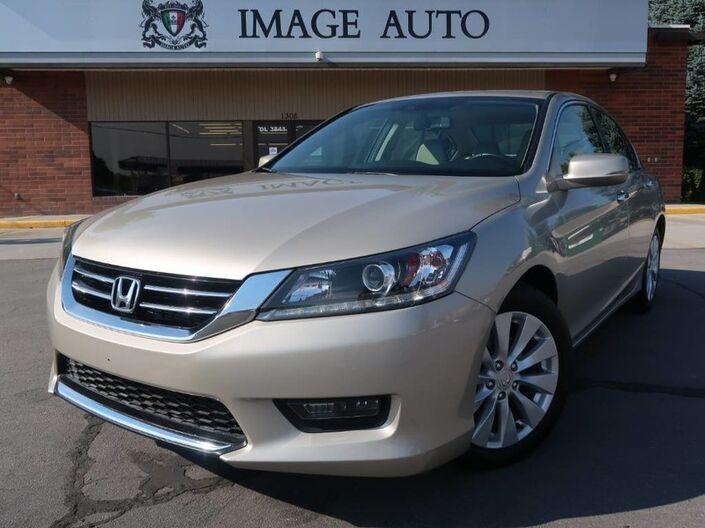 2014 Honda Accord Sedan EX-L West Jordan UT