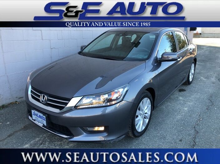 2014 Honda Accord Sedan EX-L Weymouth MA