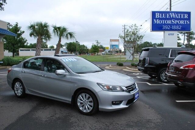 2014 Honda Accord Sedan EX-L Wilmington NC