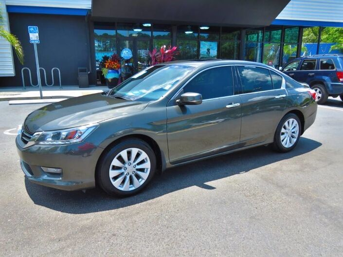 2014 Honda Accord Sedan EX-L Jacksonville FL