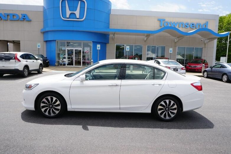 2014 Honda Accord Sedan Hybrid Tuscaloosa AL