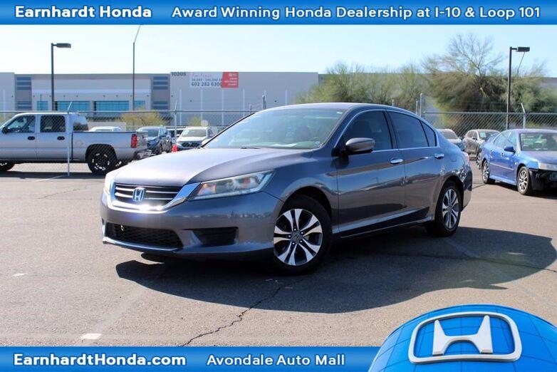 2014 Honda Accord Sedan LX Avondale AZ