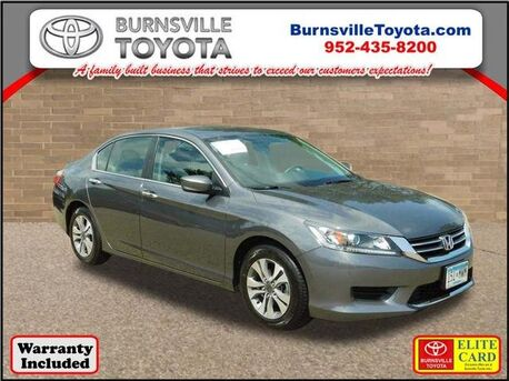 2014_Honda_Accord Sedan_LX_ Burnsville MN