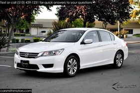 2014_Honda_Accord Sedan LX Fully Serviced and 100K mile CPO Included_Clean Car and Ready for New Owner_ Fremont CA