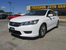2014_Honda_Accord Sedan_LX_ Dallas TX