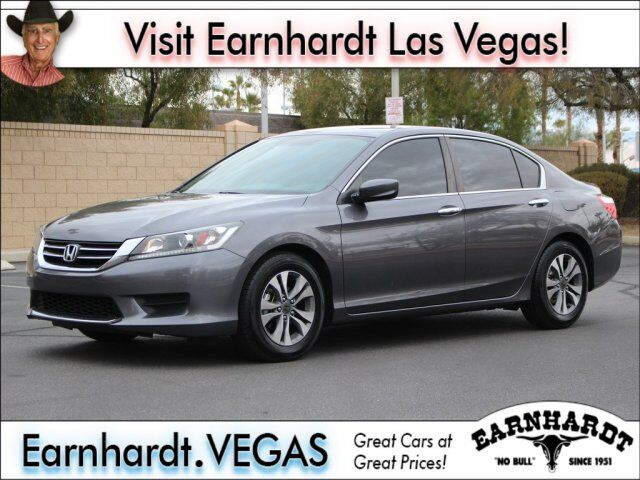 2014 Honda Accord Sedan LX Las Vegas NV