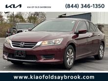 2014_Honda_Accord Sedan_LX_ Old Saybrook CT