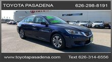 2014_Honda_Accord Sedan_LX_ Pasadena CA