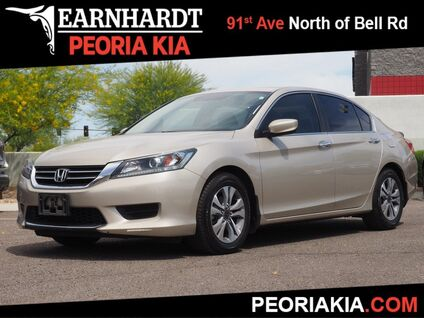2014_Honda_Accord Sedan_LX_ Peoria AZ
