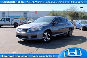 2014_Honda_Accord Sedan_LX_ Phoenix AZ