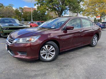 2014_Honda_Accord Sedan_LX_ Worcester MA