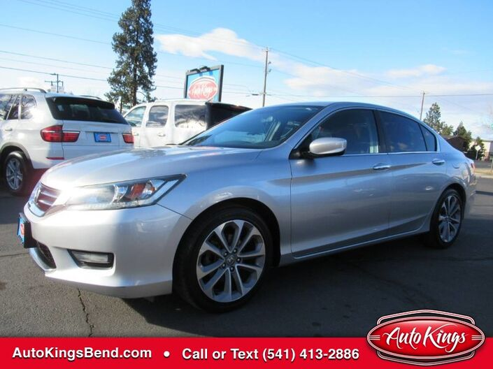2014 Honda Accord Sedan Sport Bend OR