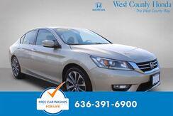 2014_Honda_Accord Sedan_Sport_ Ellisville MO