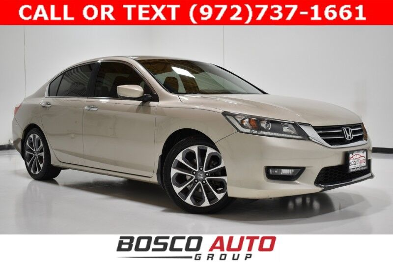 2014 Honda Accord Sedan Sport Flower Mound TX
