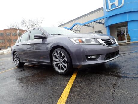 2014 Honda Accord Sedan Sport Libertyville IL