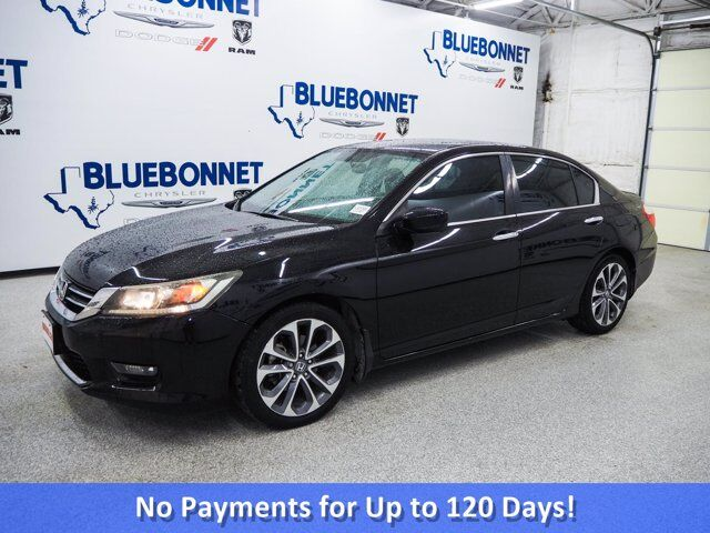 2014 Honda Accord Sedan Sport New Braunfels TX