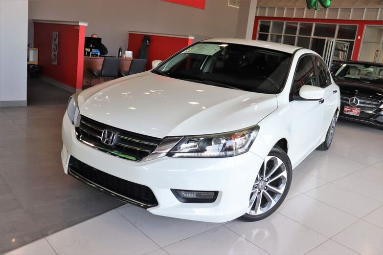 2014 Honda Accord Sedan Sport Springfield NJ