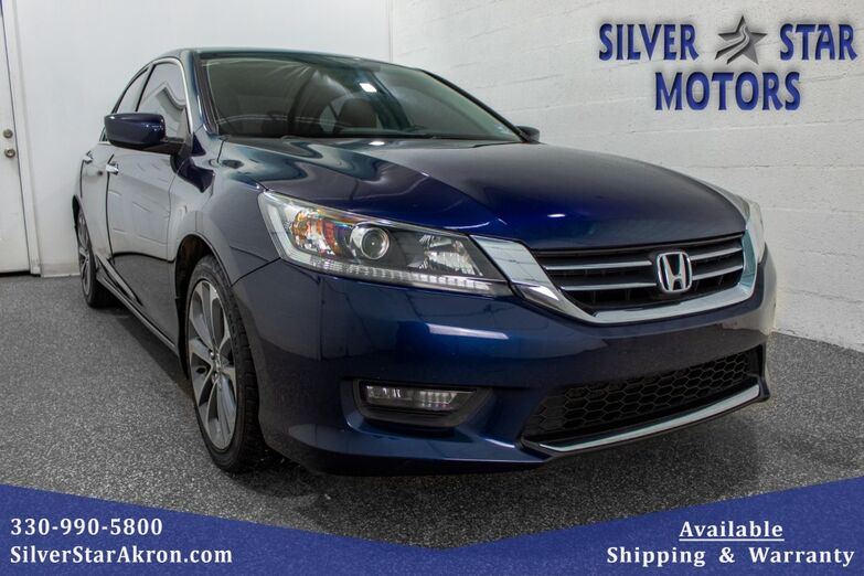 2014 Honda Accord Sedan Sport Tallmadge OH