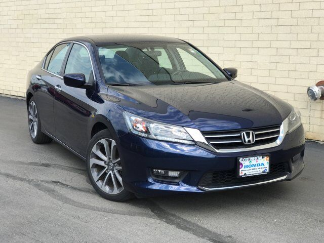 2014 honda accord sedan sport countryside il 20154068. Black Bedroom Furniture Sets. Home Design Ideas