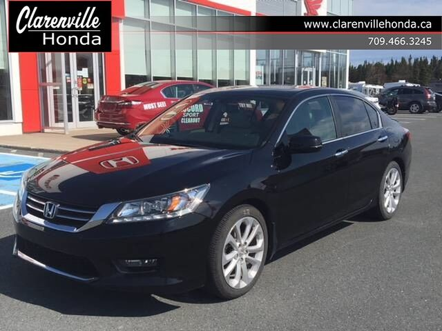 2014 Honda Accord Sedan Touring Clarenville NL